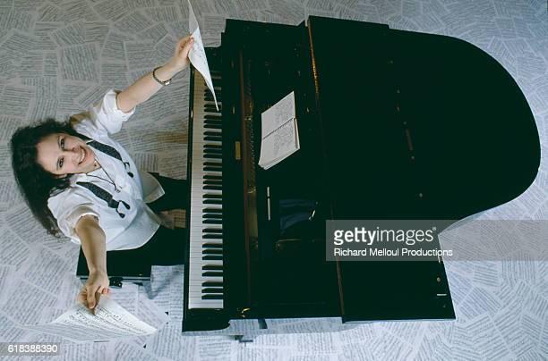 Elena Rostropovitch and Piano
