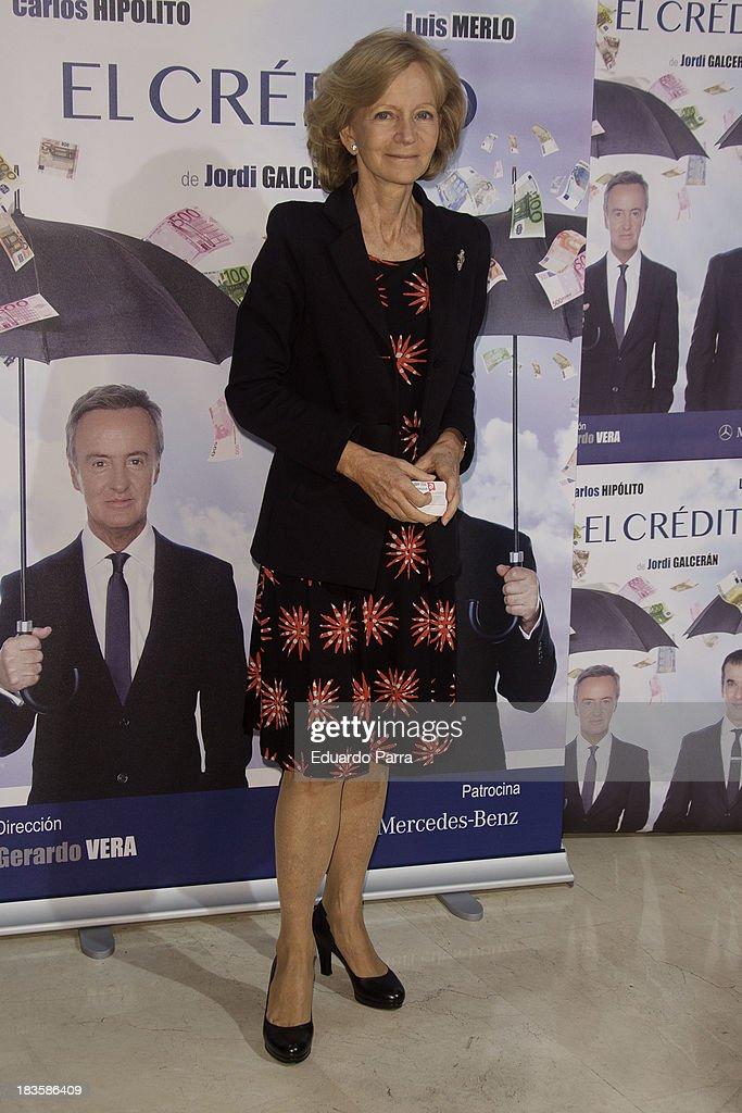 'El Credito' Madrid Premiere