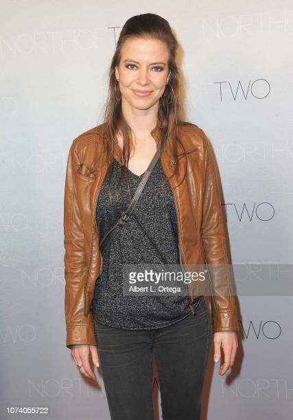 Elena Sanchez arrives for the premiere of 'Heart Baby' held at The Ahrya Fine Arts Laemmle Theater on November 23 2018 in Beverly Hills California
