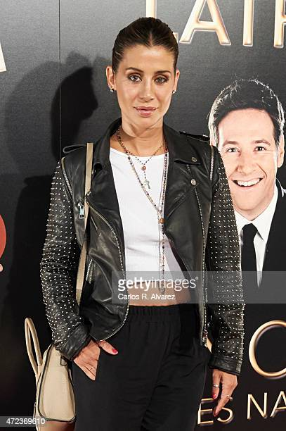 Elena Tablada attends '15 Anos no es Nada' premiere at the Compac theater on May 6 2015 in Madrid Spain