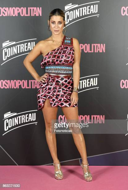 Elena Tablada attends the 2017 Cosmpolitan Awards at the Graf club on October 19 2017 in Madrid Spain