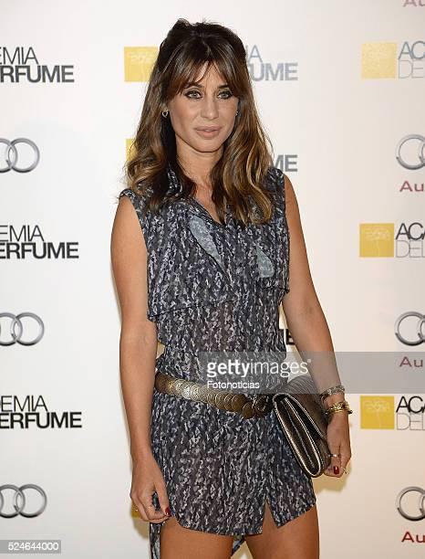 Elena Tablada attends the 'IX Academia del Perfume Awards' photocall at Casa de America on April 26 2016 in Madrid Spain