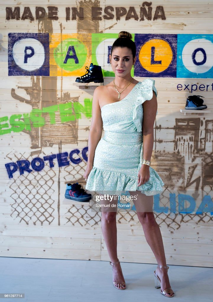 Elena Tablada Presents Pablosky Collection in Madrid