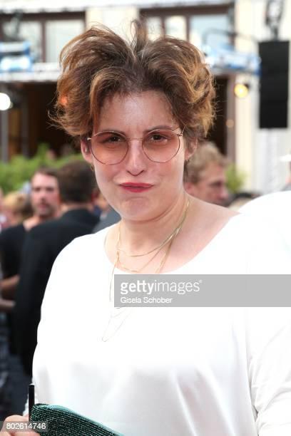 Elena Uhlig during the Bavaria Film reception during the Munich Film Festival 2017 at Kuenstlerhaus am Lenbachplatz on June 27 2017 in Munich Germany