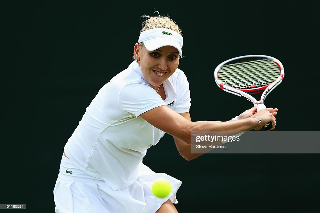 Day Three: The Championships - Wimbledon 2014 : News Photo