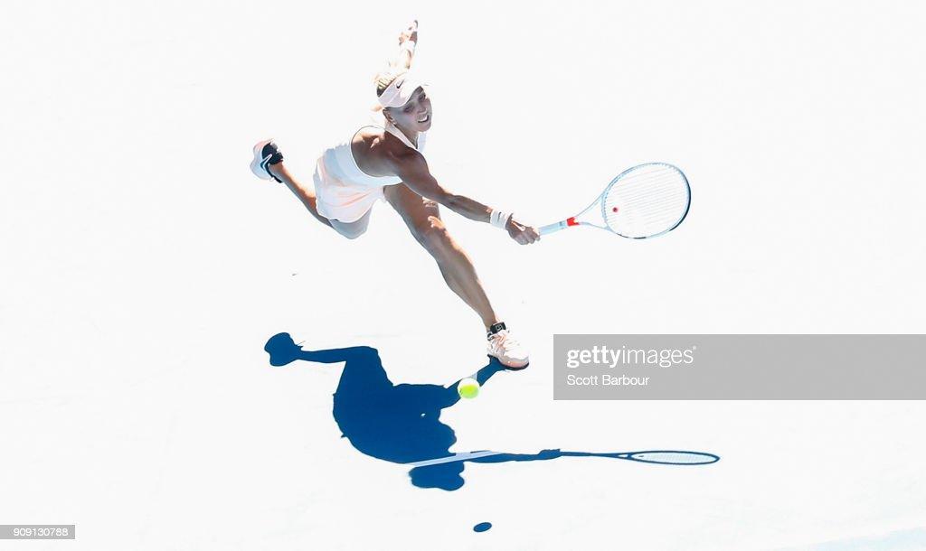 2018 Australian Open - Day 9 : Foto di attualità