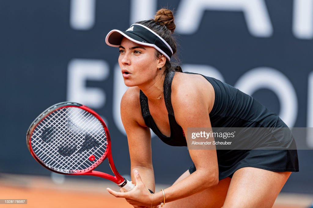 Hamburg European Open - WTA Final : News Photo
