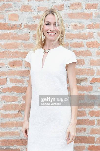 Eleonora Abbagnato attends the Kineo Award Photocall during the 71st Venice Film Festival at Hotel Excelsior on August 31 2014 in Venice Italy