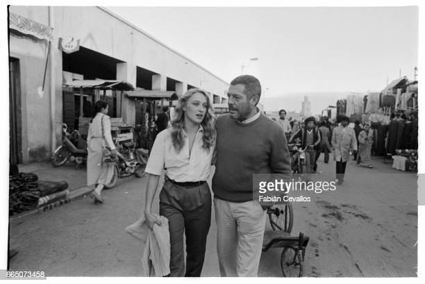 Eleonora Giorgi and Marcello Mastroianni appear together in the 1982 Italian film Oltre la Porta Directed by Liliana Cavani the film is also known in...