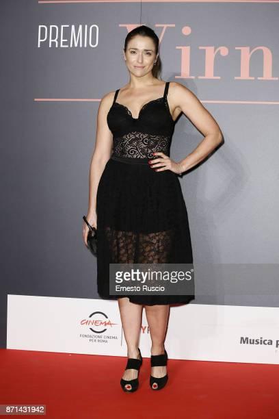 Eleonora Sergio attends The Virna Lisi Award at Auditorium Parco Della Musica on November 7 2017 in Rome Italy