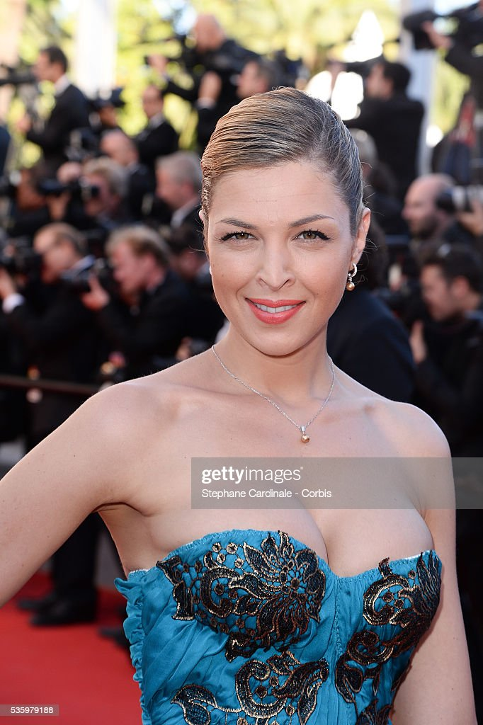 Eleonore Boccara at the Closing ceremony and 'A Fistful of Dollars' screening during 67th Cannes Film Festival