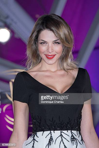 Eleonore Boccara attends the tribute to Isabelle Adjani during the16th Marrakech International Film Festival Day Eight on December 9 2016 in...