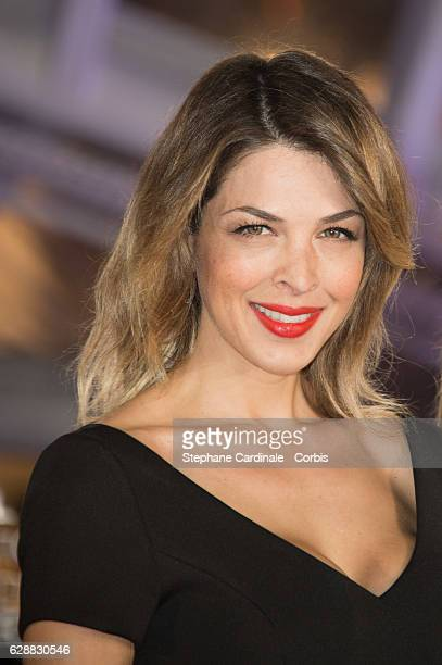 Eleonore Boccara attends the Tribute To Isabelle Adjani during the 16th Marrakech International Film Festival on December 9 2016 in Marrakech Morocco