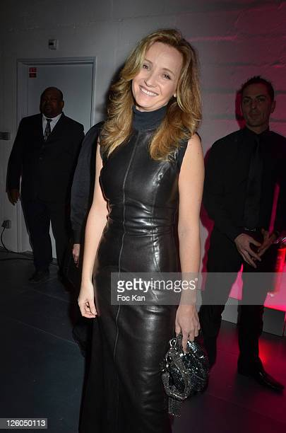 Eleonore Galard de Rohan Chabot attends the JeanCharles de Castelbajac Celebrates His Birthday at the Cite de la Mode et du Designon December 15 2010...
