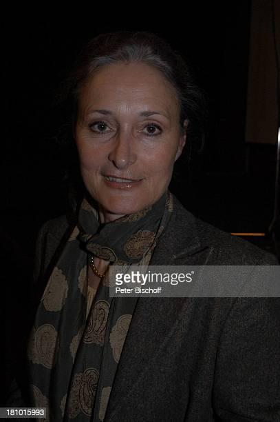 Eleonore Weisgerber Porträt Schauspielerin geb 18 August 1947 Sternzeichen Löwe Empfang zur BuchVorstellung Nur der Augenblick zählt von L i l o P f...