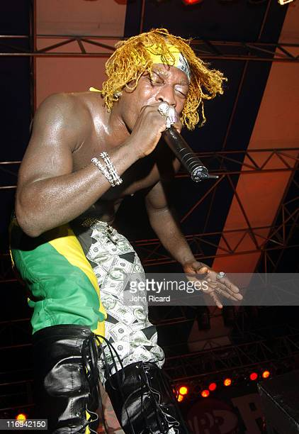 Elephant Man during VP Records Memorial Weekend Concert May 29 2005 at Bayfront Park in Miami Florida United States