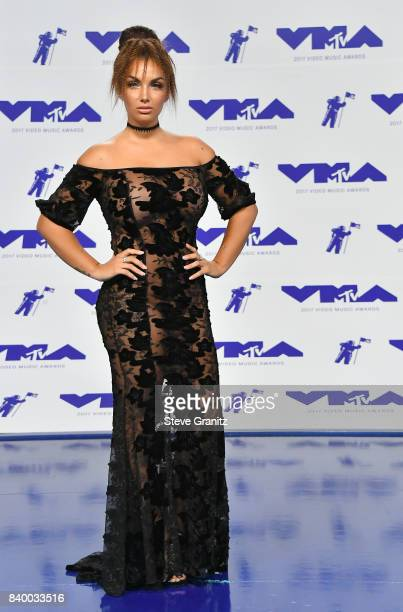 Elettra Miura Lamborghini attends the 2017 MTV Video Music Awards at The Forum on August 27 2017 in Inglewood California