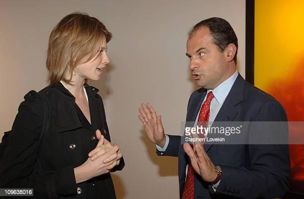 Elettra Rossellini Wiedemann and Massimo Ferragamo