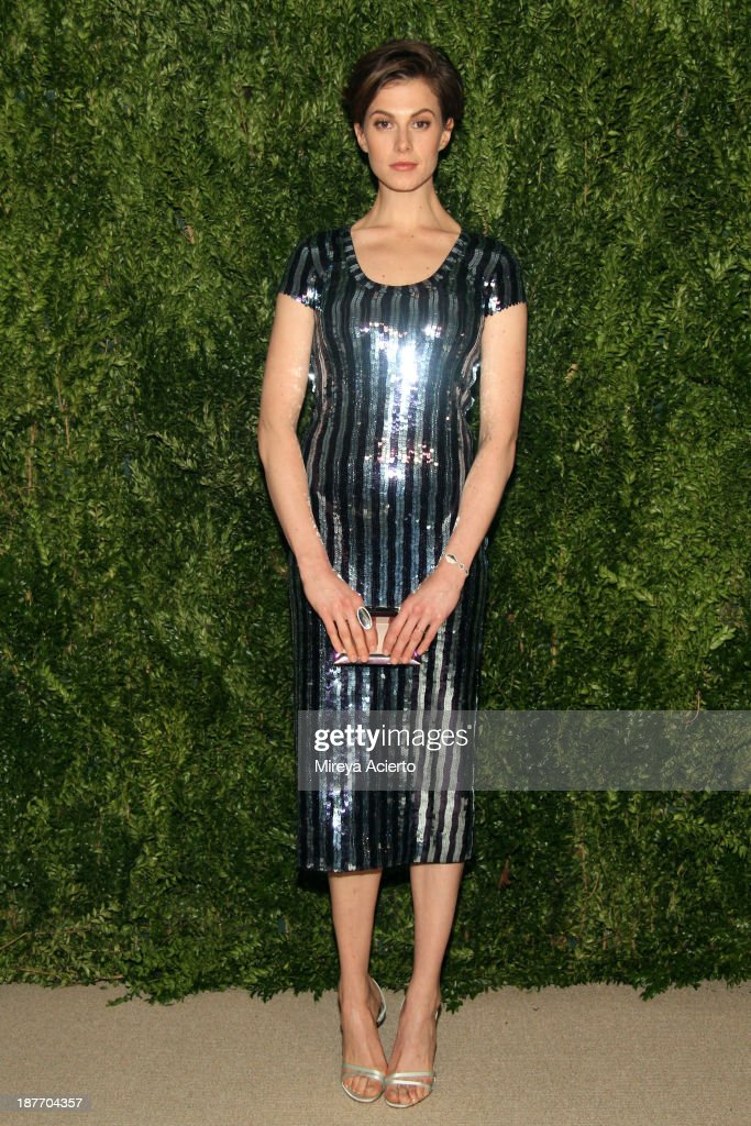 CFDA And Vogue 2013 Fashion Fund Finalists Celebration - Arrivals