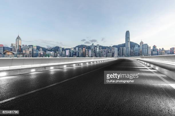 Elevated road hong kong