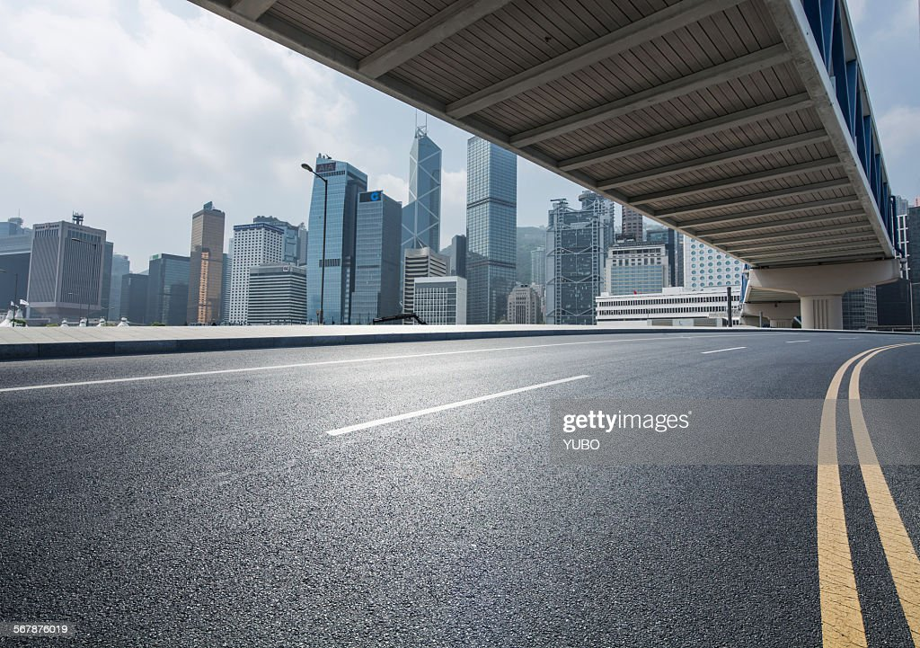 Elevated road : Stock Photo
