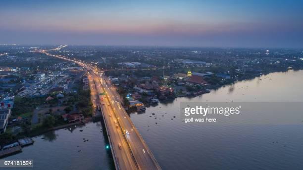 Elevated Roads in Bangkok