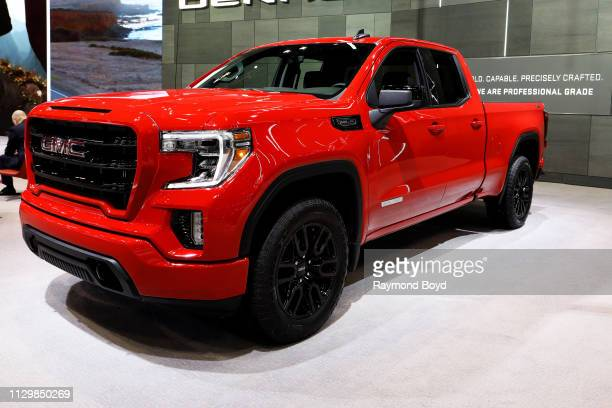 Elevation is on display at the 111th Annual Chicago Auto Show at McCormick Place in Chicago Illinois on February 7 2019