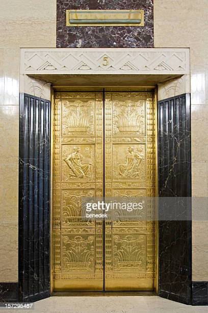 elevator - art deco stock pictures, royalty-free photos & images