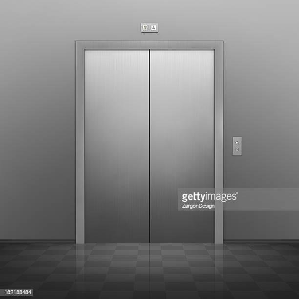 elevator - door stock pictures, royalty-free photos & images