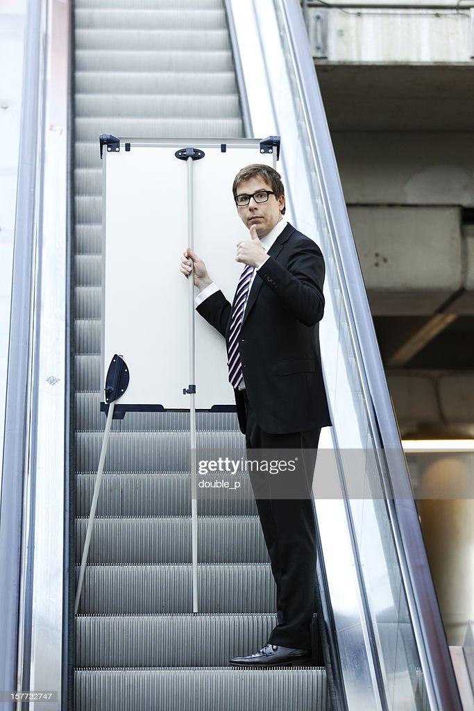 elevator pitch : Stock Photo