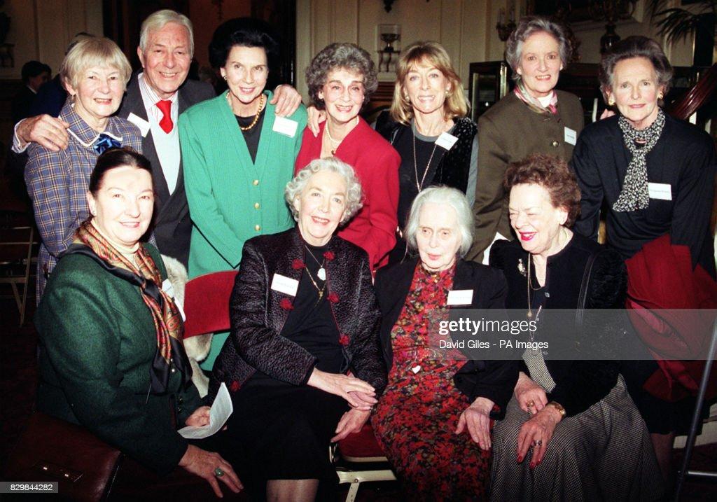 Eleven members of the original cast of