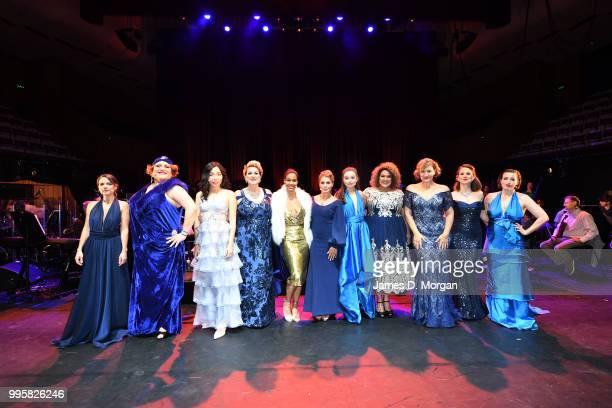 Eleven of Australia's finest musical theatre stars Michala Banas Trevor Ashley Dami Im Queenie van de Zandt Zahra Newman Natalie Bassingthwaighte...