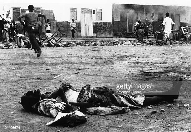 Eleven people were killed and 20 wounded in Djibouti after the antiFrench riots in April 1967 during the campaign of the referendum on the State's...