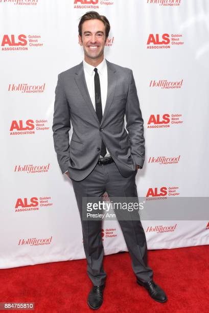 Elex Michaelson attends ALS Golden West Chapter Hosts Champions For Care And A Cure at The Fairmont Miramar Hotel Bungalows on December 2 2017 in...