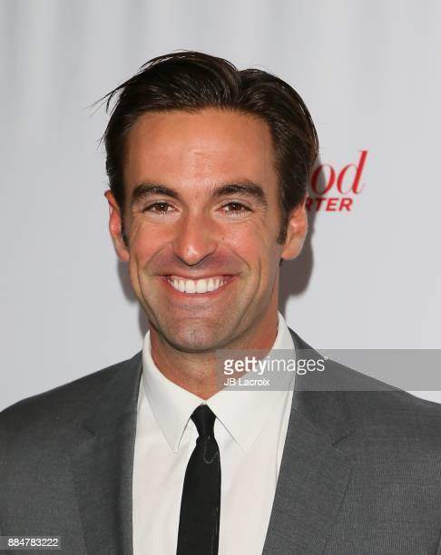Elex Michaelson attends the ALS Golden West Chapter Hosts Champions for Care and a cure on December 02 2017 in Los Angeles California