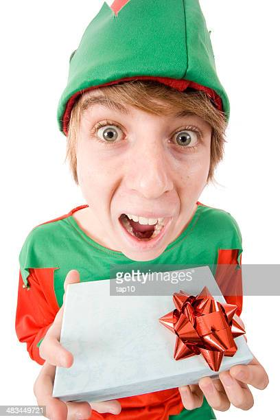 Elf and Gift