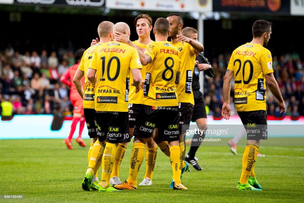 Gustavsson till elfsborg