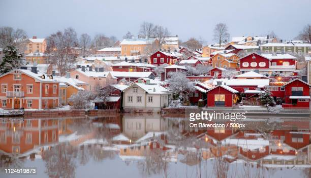 elftown - finland stock pictures, royalty-free photos & images