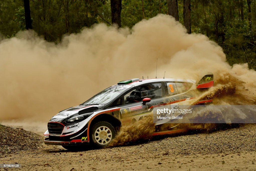 Kennards Hire Rally - Australia