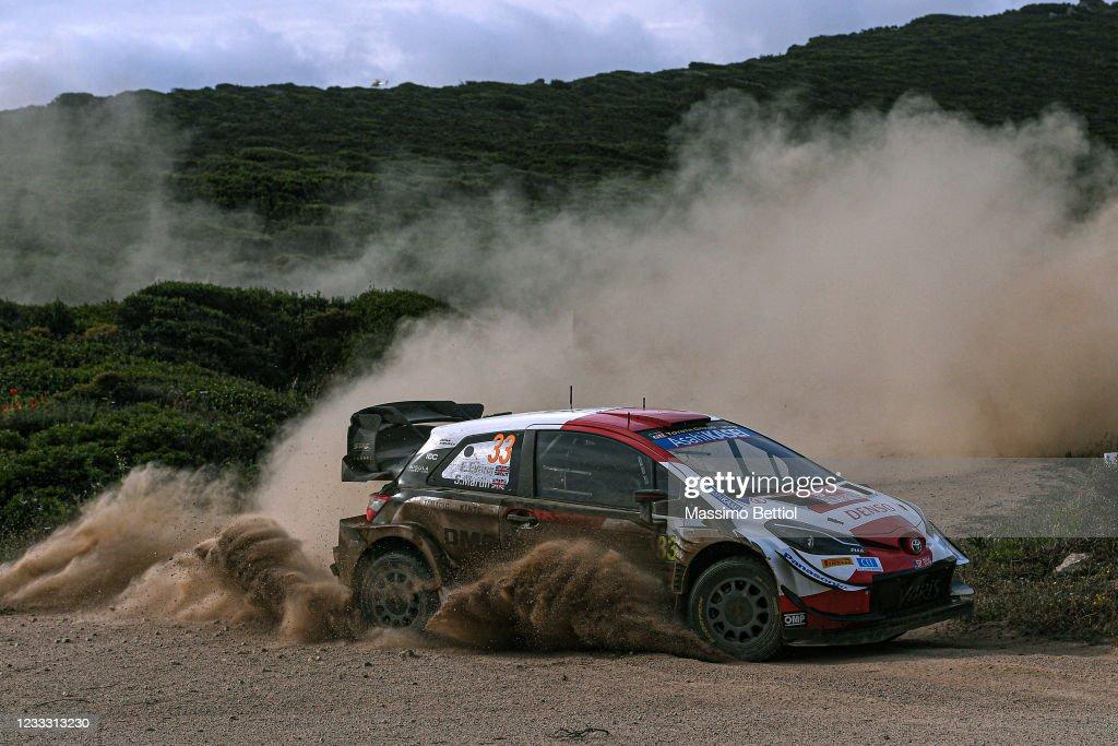 FIA World Rally Championship Italia Sardegna - Day Three : News Photo