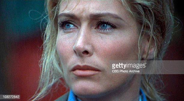 Elga Andersen as Lisa Belgetti in the movie Le Mans 1971 Image is a screen grab