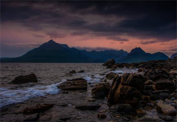 Elgol, Isle of Skye, inner Hebrides, Scotland, United Kingdom.