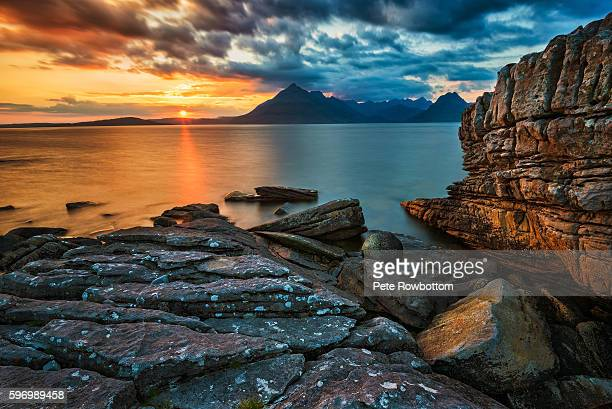 Elgol Sunset