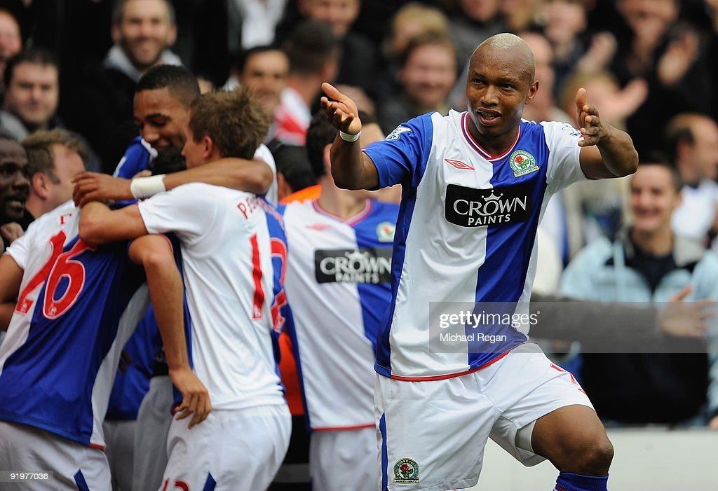 Blackburn Rovers v Burnley - Premier League