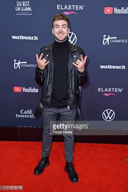 Eli attends the YouTube Goldene Kamera Digital Awards at Kraftwerk on September 26 2019 in Berlin Germany