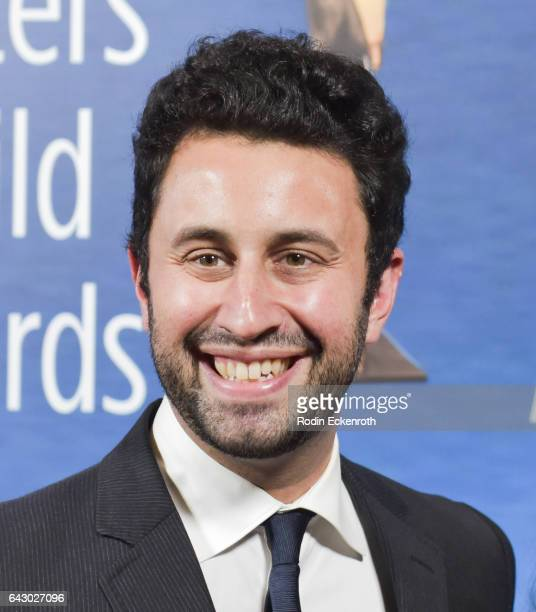 Eli Bauman attends 2017 Writers Guild Awards LA Ceremony at The Beverly Hilton Hotel on February 19 2017 in Beverly Hills California