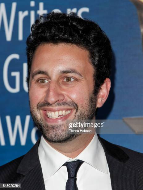 Eli Bauman attends the 2017 Writers Guild Awards LA Ceremony at The Beverly Hilton Hotel on February 19 2017 in Beverly Hills California