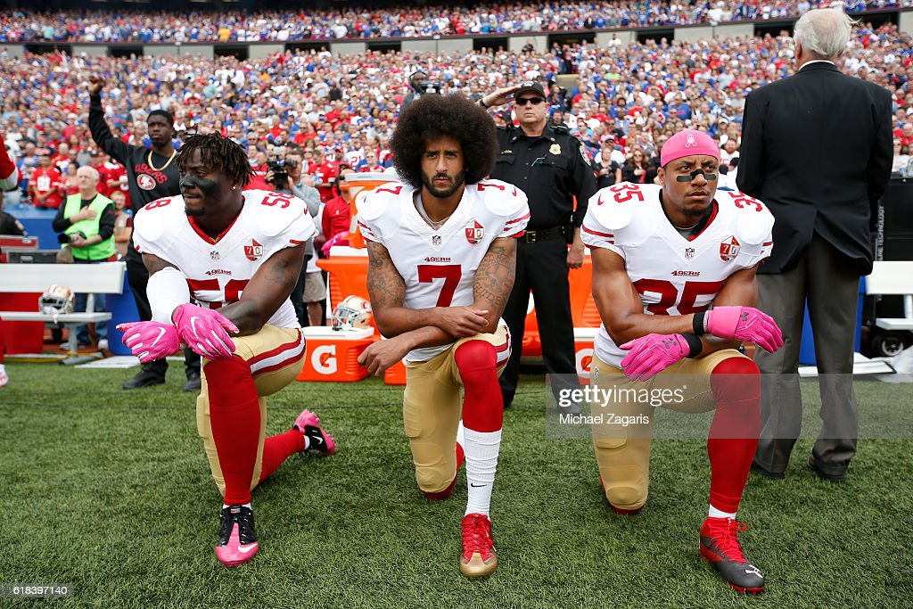 San Francisco 49ers v Buffalo Bills : News Photo