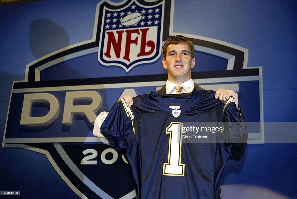 2004 NFL Draft : News Photo