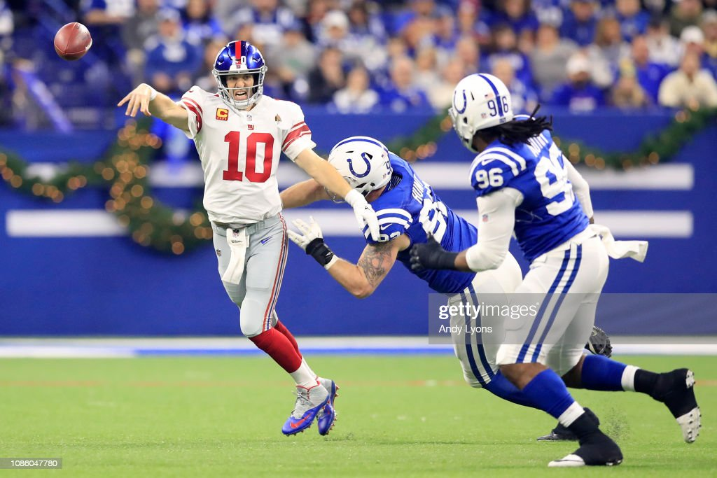 New York Giants v Indianapolis Colts : ニュース写真